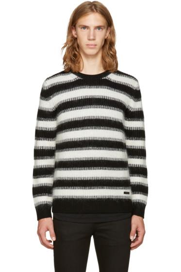 Burberry - Black Stockley Punk Sweater