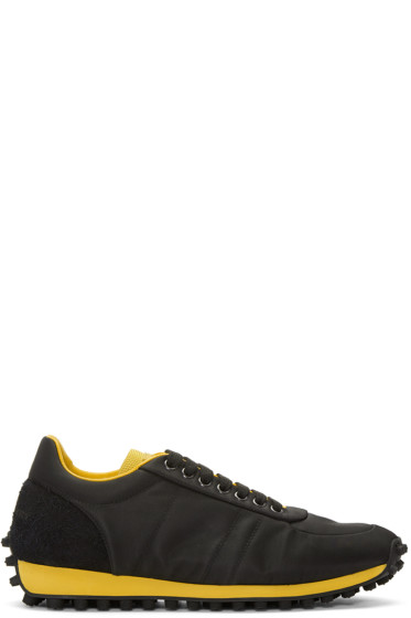 Burberry - Black Lowland Sneakers