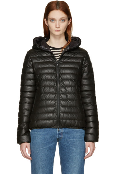 Duvetica - Black Down Messenedue Jacket
