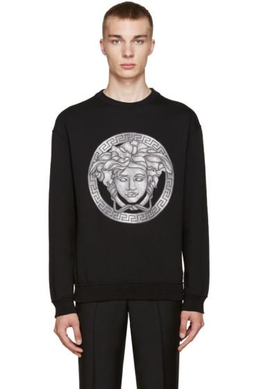Versace - Black Medusa Sweatshirt