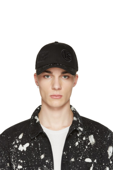 KTZ - Black Patch Cap