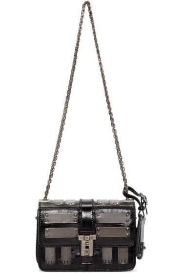 Valentino - Black Micro-B Rockstud Bag