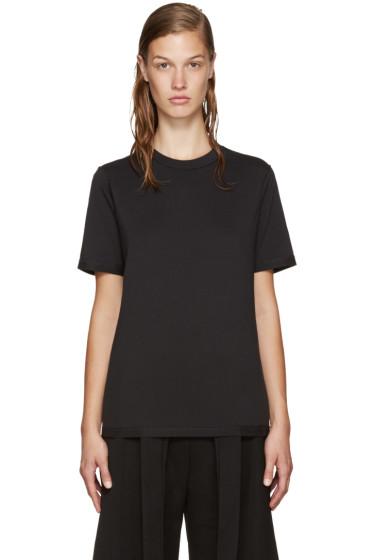 Yang Li - Black 'Lonely Ones' T-Shirt
