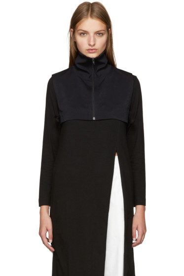 Facetasm - Black Turtleneck Collar