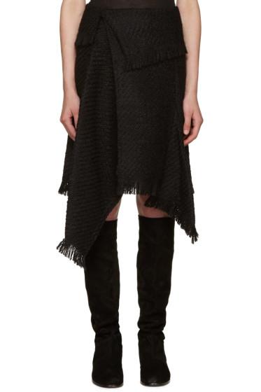 Isabel Marant - Black Idini Skirt