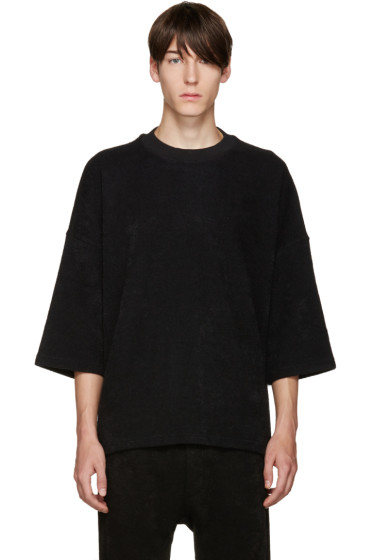 D by D - Blck Oversized T-Shirt
