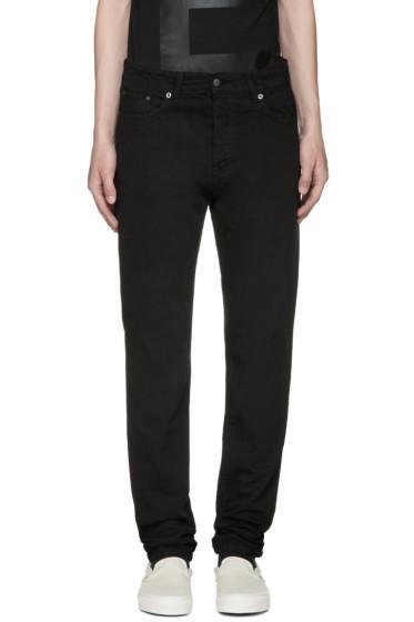 Etudes - Black Locomotion Jeans