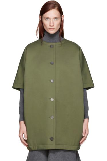 Loewe - Green Oversized Jacket