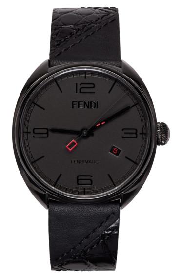 Fendi - Black Momento Watch