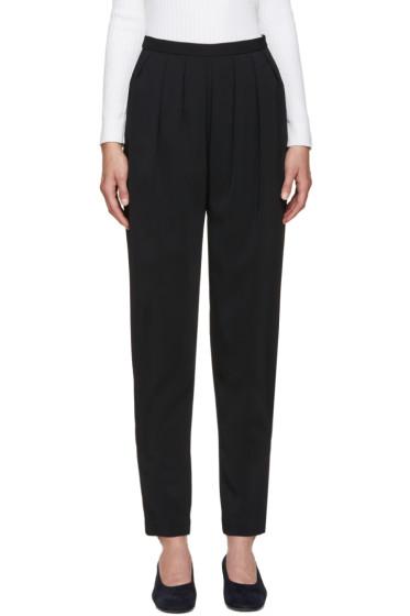 Rosetta Getty - Black Sarouel Trousers