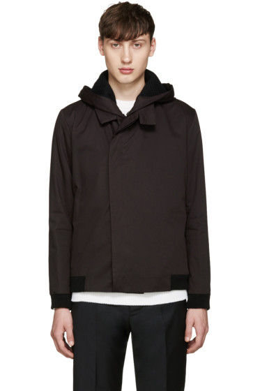 Stephan Schneider - Black Fresco Jacket