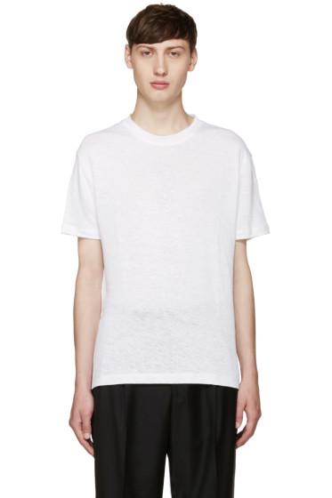 Fanmail - White Hemp Luxe T-Shirt