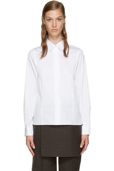 Totême - White Isola Shirt