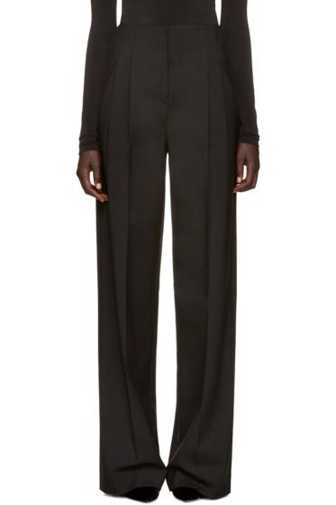 Protagonist - Black Wide-Leg Trousers