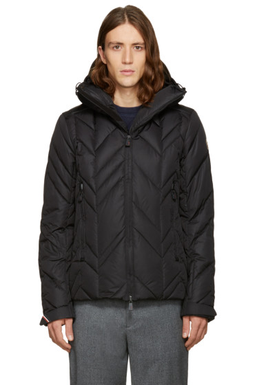 Moncler Grenoble - Black Down Corbier Jacket
