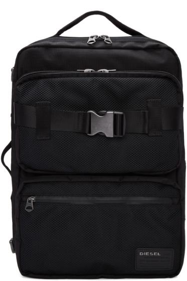 Diesel - Black M-Cargo Backpack