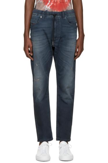 Diesel - Blue Narrot-Ne Jogg Jeans