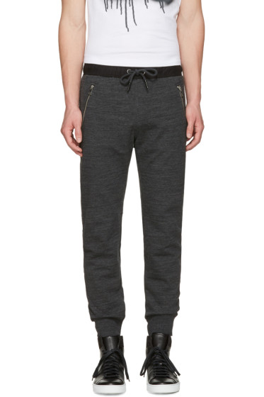 Diesel - Grey P-Muniz Lounge Pants