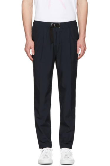 Diesel - Navy P-Pollack-Form Trousers