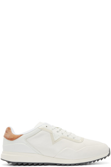 Diesel - White S-Swifter Sneakers