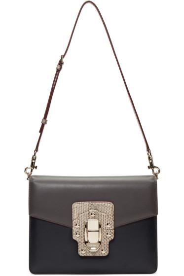 Dolce & Gabbana - Grey Lucia Bag