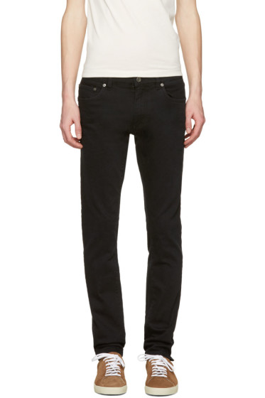 Dolce & Gabbana - Black Stretch Denim Jeans