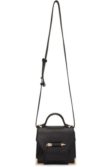 Mackage - Black Mini Rubie Messenger Bag