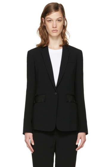 Rag & Bone - Black Windsor Blazer