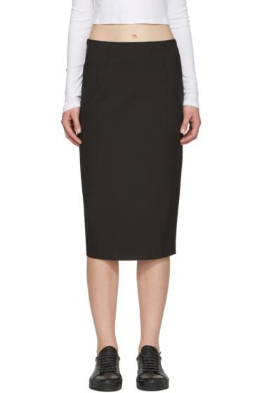 Rag & Bone - Black Phoebe Skirt