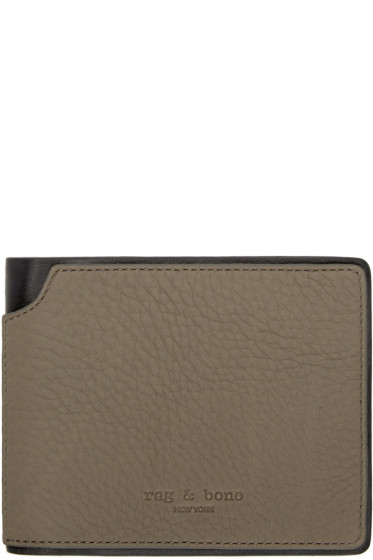 Rag & Bone - Brown Bifold Wallet