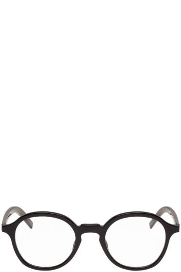 Dior Homme - Black 'Black Tie' 234 Glasses