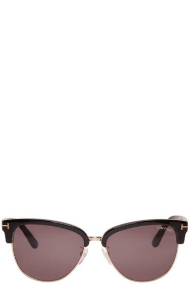 Tom Ford - Black Fany Sunglasses