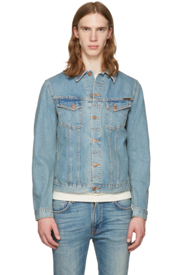 Nudie Jeans - Blue Denim Billy Jacket