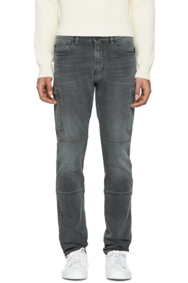 Belstaff - Grey Washed Blackwell Jeans