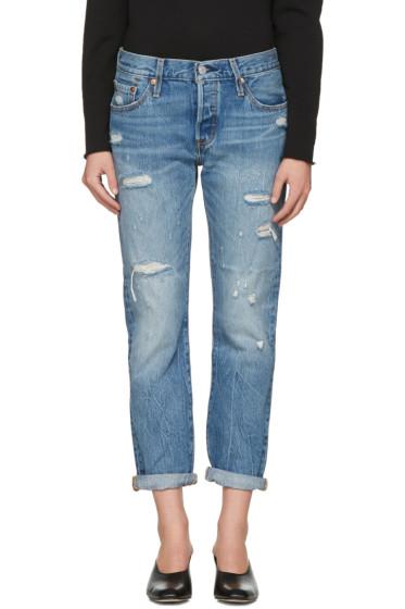 Levi's - Blue 501 CT Jeans