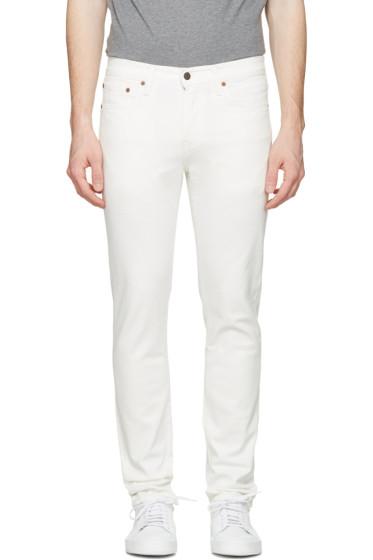 Levi's - White 511 Jeans