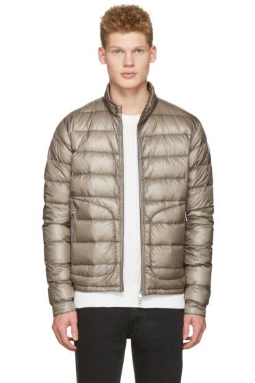 Moncler - Grey Down Acorus Jacket