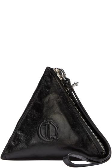 McQ Alexander McQueen - Black Pyramid Coin Pouch