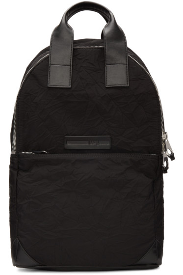 McQ Alexander McQueen - Black Tote Backpack