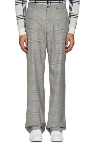 Tiger of Sweden - Grey Eamon Trousers