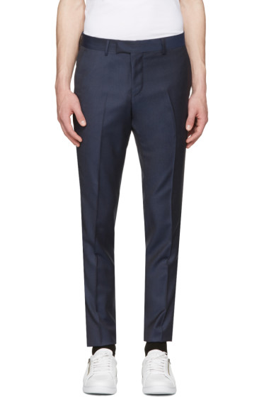 Tiger of Sweden - Blue Gordon 9 Trousers