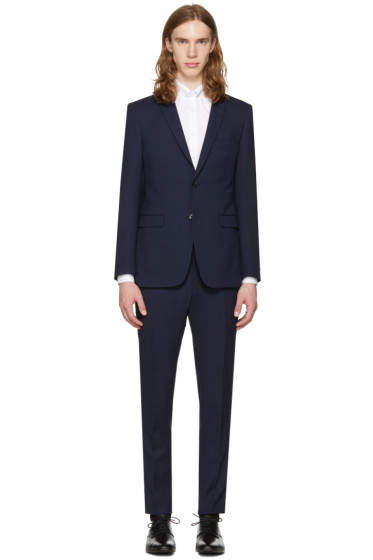 Tiger of Sweden - Navy Atwood Suit