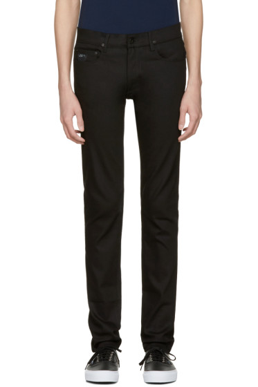 April77 - Black Joey Nightrider Jeans