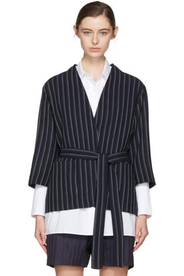 Acne Studios - Navy Jada Double Pin Suit Jacket