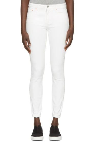 Acne Studios - White Skin 5 Jeans