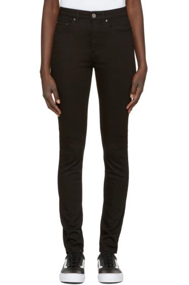 Acne Studios - Black Pin Jeans