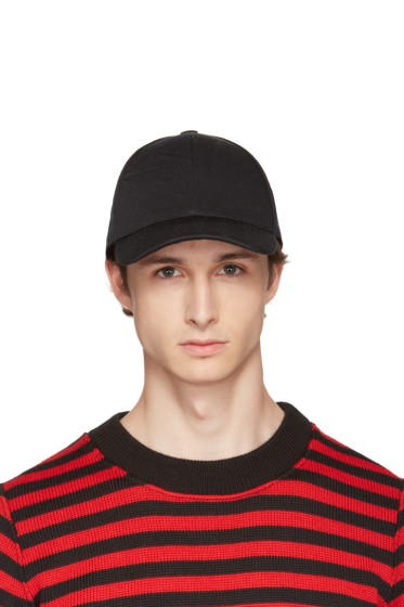 Acne Studios - Black Camp Salt Cap