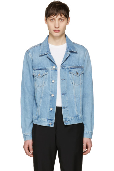 Acne Studios - Blue Denim Who Jacket