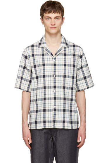 Acne Studios - Blue Elm Big Check Shirt