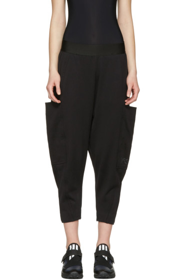 Y-3 - Black Cocoon Lounge Pants